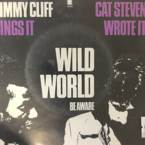 Jimmy Cliff - Wild World【7-20607】