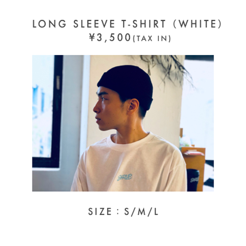 SIRUP - LONG SLEEVE T-SHIRT