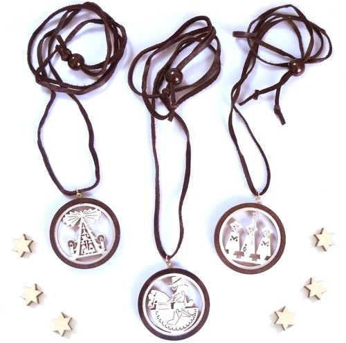 オーナメントのネックレス / Ornament