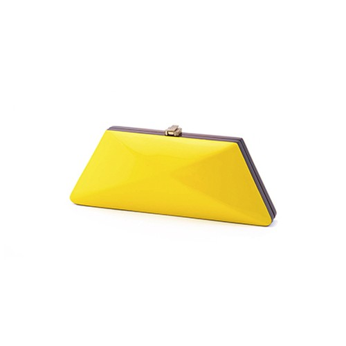 Diaz Clutch - yellow