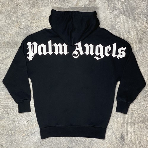 PALM ANGELS / CLASSIC OVER LOGO HOODY