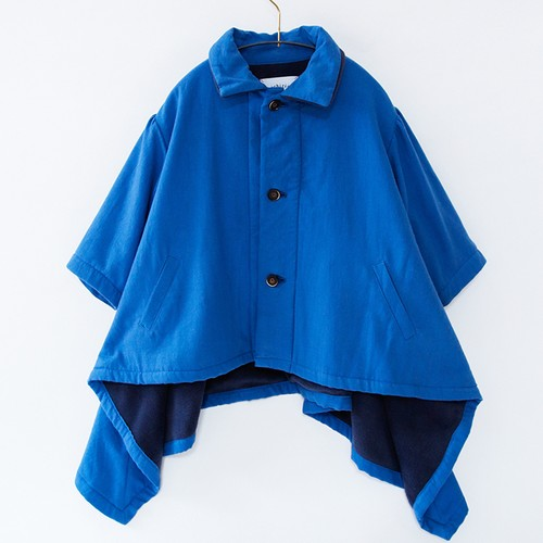 Back fleece coat   kids   XXL(140-150)   Blue