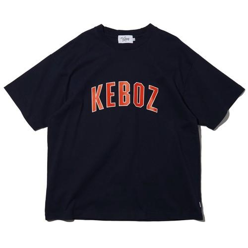 KEBOZ×FREAK'S STORE SPECIAL ARCH LOGO SHORT SLEEVE TEE【NAVY】