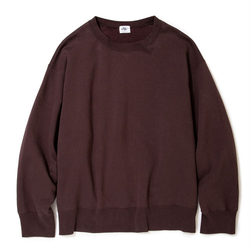 """Just Right """"Those Days Crew Neck Warmer"""" Chocolate"""