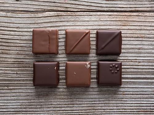 miel  -ミエル・セレクション-   はちみつショコラ6種のコレクション