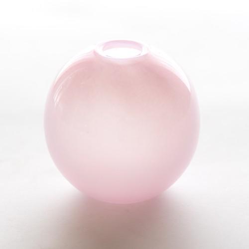 Balloon vase  -soft rose- <受注生産>