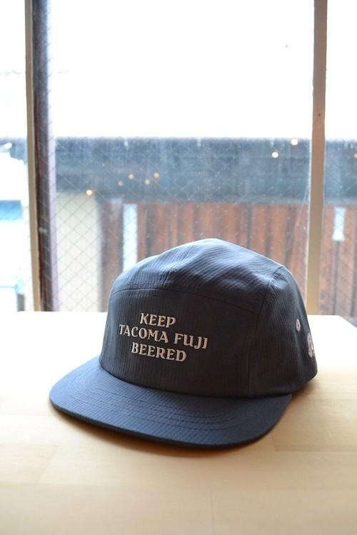 TACOMA FUJI RECORDS / KEEP TACOMA FUJI BEERED CAP