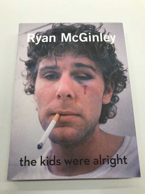 "[USED BOOK/写真集] Ryan MacGinley ""the kids were alright"""