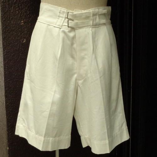 Italian Military Gurkha Short Pants イタリア軍 グルカショーツ ホワイト