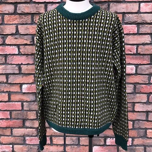 Vintage Fana Knit A.S Norwegian Sweater EU52