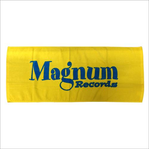 MAGNUM RECORDS Towel [classic model]