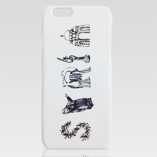 ◆チャリティー◆ MIZUKI スマートフォンケース iPhone6/6s【Syria】