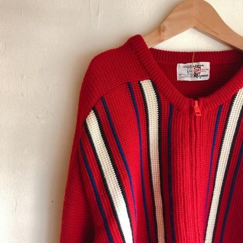 retro knit