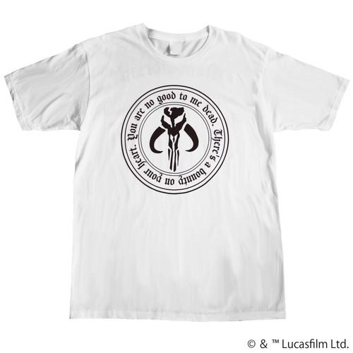 【スター・ウォーズ】マンダロリアン|両面プリントTシャツ