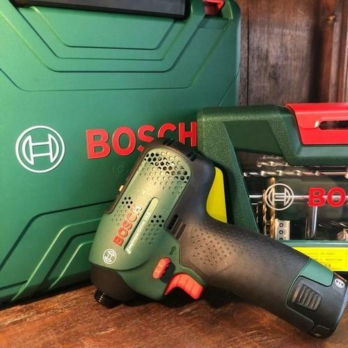BOSCH ボッシュ 10.8v インパクト 48本 アクセサリーボックス付き
