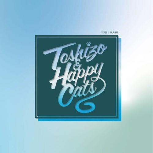 【ラスト1/CD】TOSHIZO SHIRAISHI - TOSHIZO AND HAPPY CATS