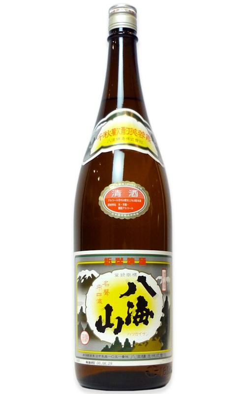 八海山  普通酒   1800ml