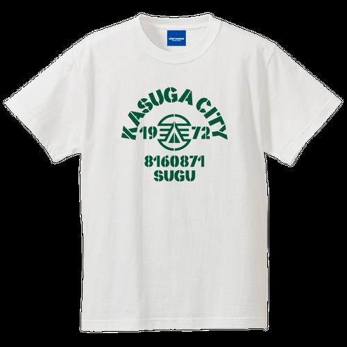 ジモティ 春日市全地域対応 Tシャツ