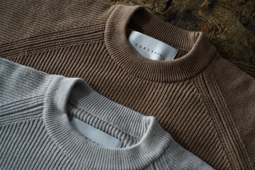CURLY / ASSEMBLY CREW KNIT