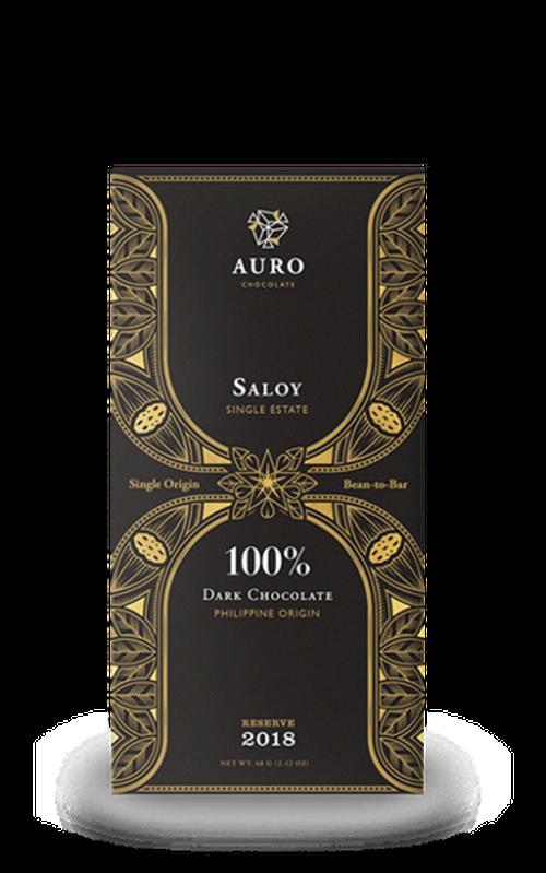 100%ダークチョコレート サロイ Reserve 2018(60g)