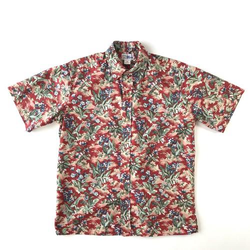 USEDアロハシャツ / レインスプーナー / size M