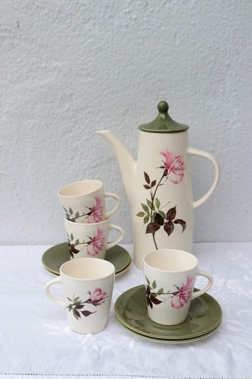 イギリス Palissy パリッシー コーヒーセット
