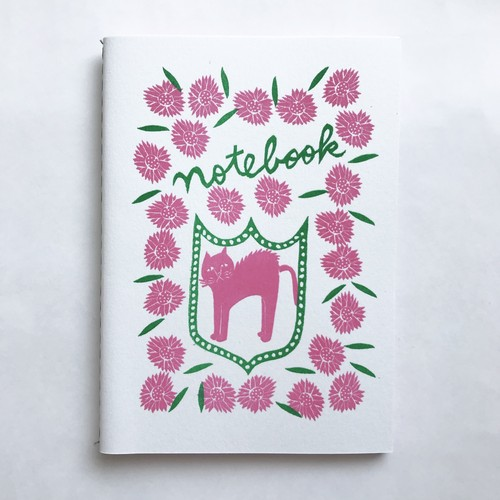 notebook (cat)(A6)