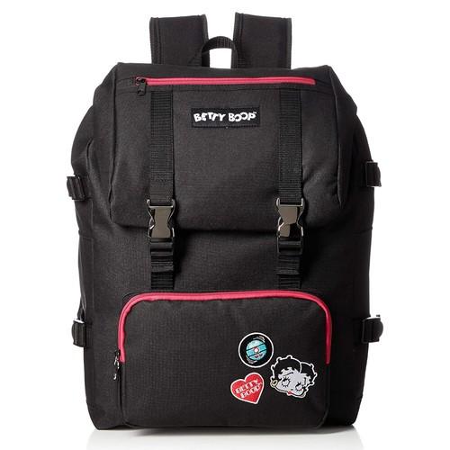 【Betty Boop】ベティ・ブープ カプセルポケットリュック(CR-50015)