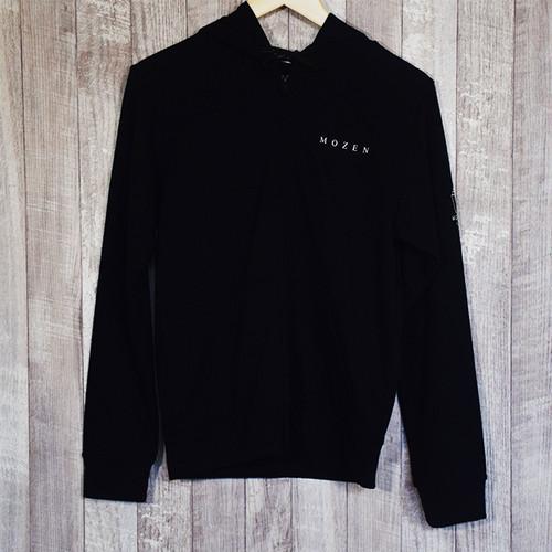 MOZENパーカー 【BLACK】