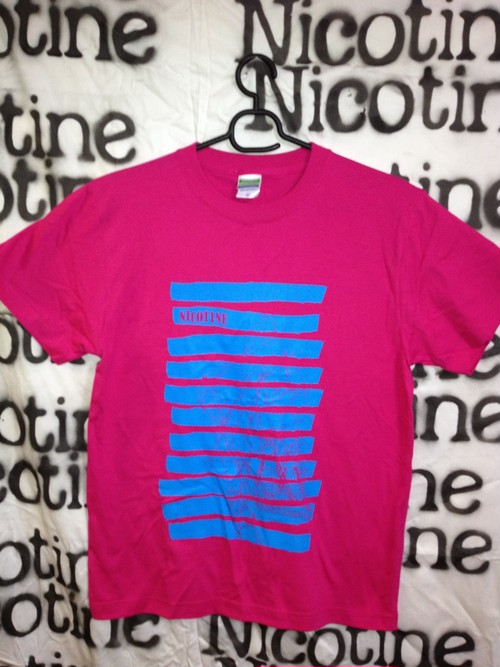NICOTINE / Ship T-SHIRT