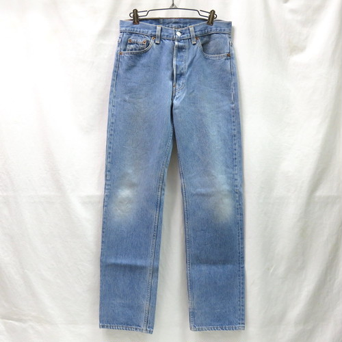 90's LEVI'S 501 made in U.S.A. ( リーバイス 501 アメリカ製 ) W29