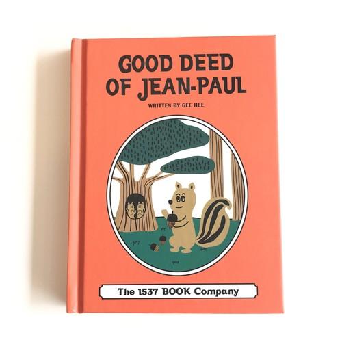 Ooh la la ! ハードカバーノート / good deed jean paul