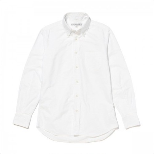 INDIVIDUALIZED SHIRTS / CambridgeOxford ButtonDown StandardFit[WHITE]