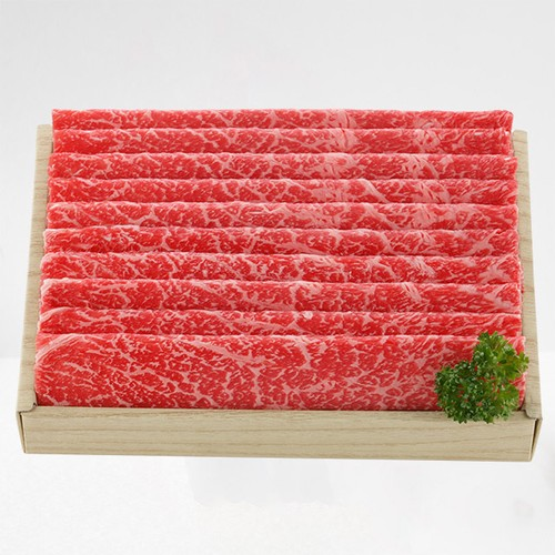 松阪牛しゃぶしゃぶ用 肩ロース肉250g・モモ肉250g <冷凍便>