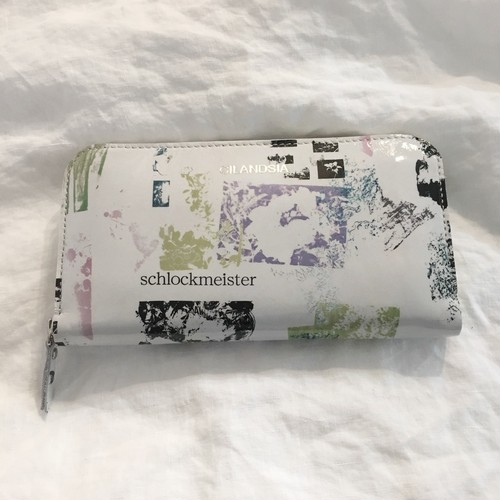 【xmas gift selection】CILANDSIA art leather Long wallet