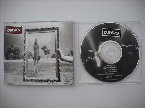 【CD single】OASIS / WONDERWALL (4track)