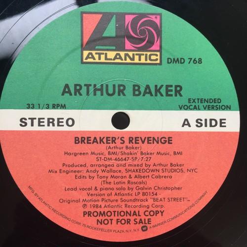 Arthur Baker – Breaker's Revenge