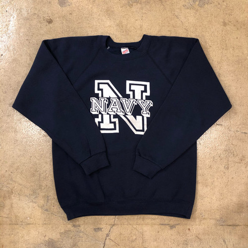 80's Navy Sweats ¥4,800+tax