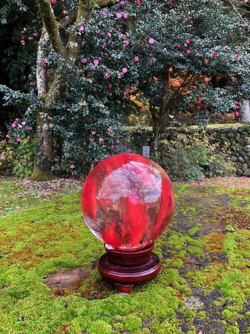 元気と魂の強化に赤水晶