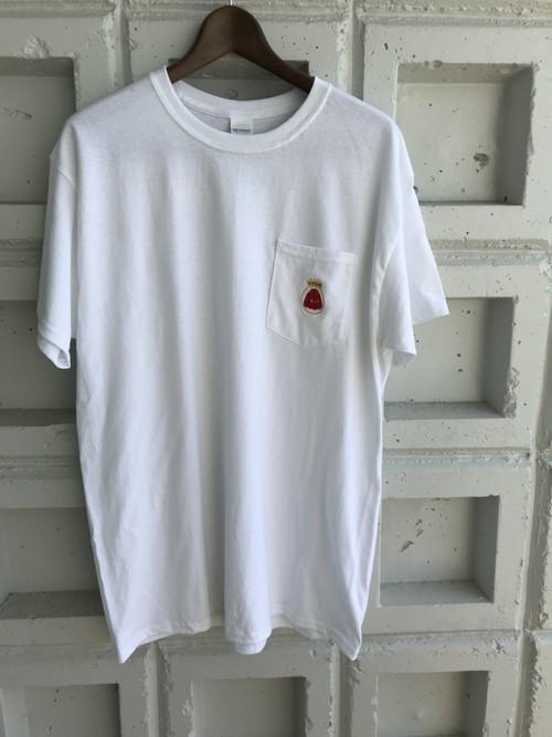 O'CHAWANZ / 刺繍Tシャツ