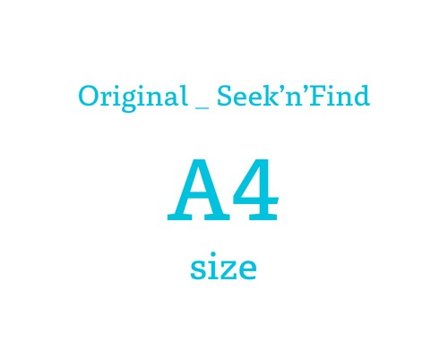 Original _ Seek'n'Find _ A4