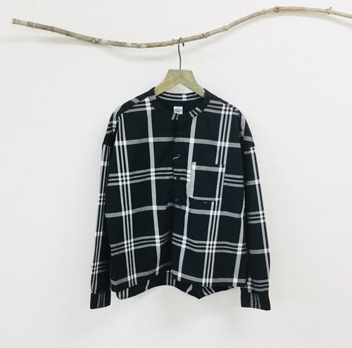 【DMG】スタンドカラーシャツ / 16-0617X