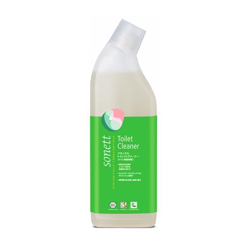 SONETT ナチュラルトイレットクリーナー 750ml (トイレ用洗浄剤)