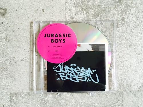 Jurassic Boys / #3