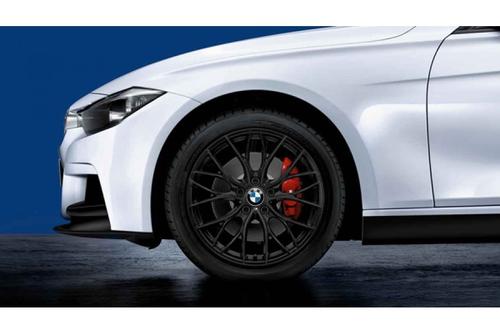 BMW純正 ///M Performance LM ホイール Mダブルスポーク405M 8JX18 3シリーズ F30 F31 F32 F33 F36 F34GT