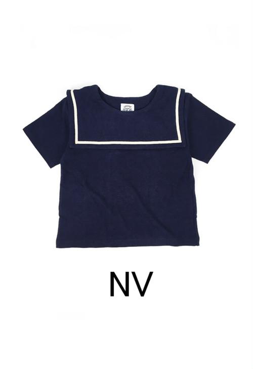 OCEAN&GROUND /MARINE Tシャツ Navy