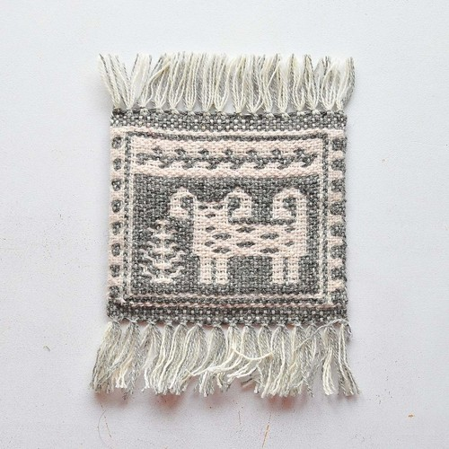 コースター ヤノフ村の織物 (06)