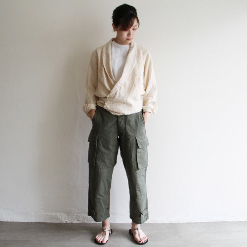 OUTIL【 womens 】pantalon blesle