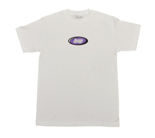 Damage / MUDDY TEE / WHITE