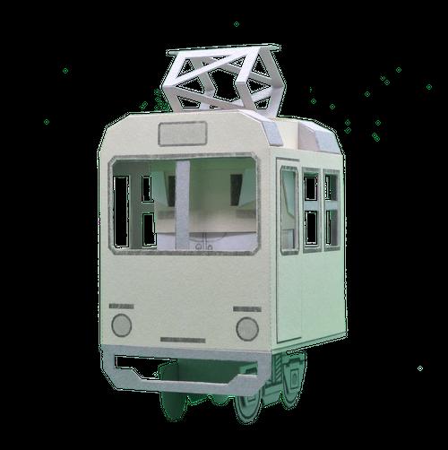 【セット】ぷちトレイン_通勤電車 & ぷちハコッチ